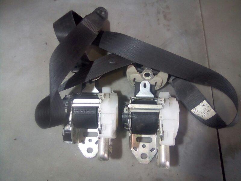 Ремень безопасности Toyota Allion NZT260 1NZFE передний