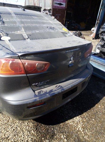 Крышка багажника Mitsubishi Lancer CX3A 4A91 2008