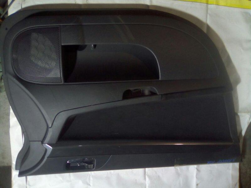 Обшивка двери Mitsubishi Lancer CX1A 4A91 2008 передняя левая