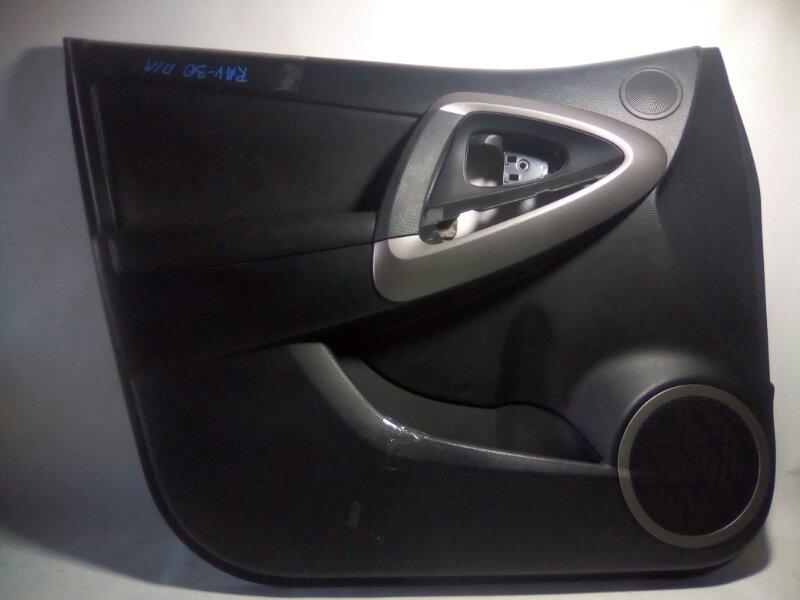 Обшивка двери Toyota Rav4 ACA30 2AZFE передняя левая