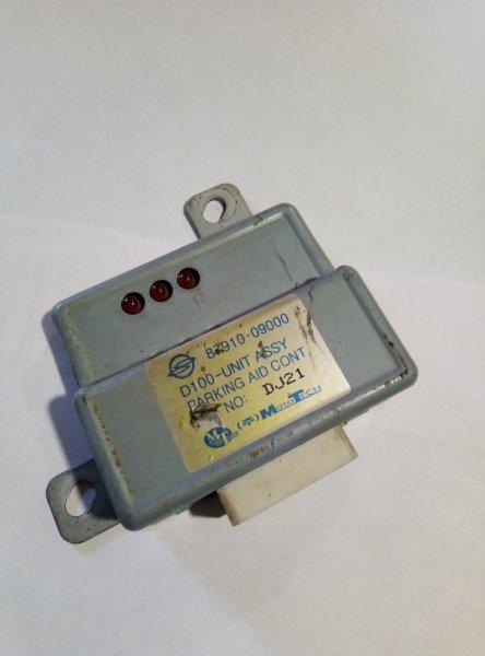 Блок электронный Ssangyong Kyron D20DT