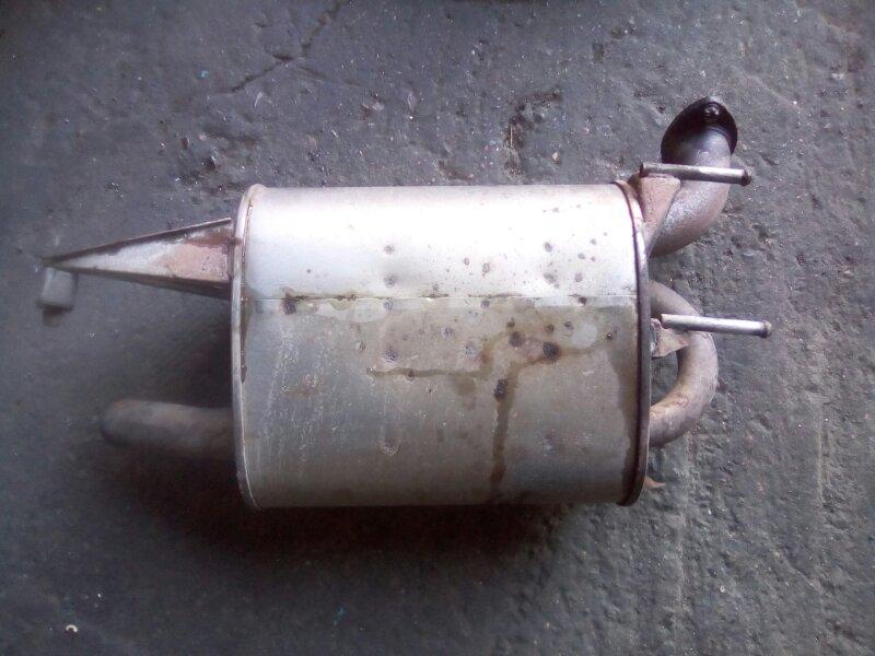 Глушитель Toyota Allion ZRT265 1NZFE