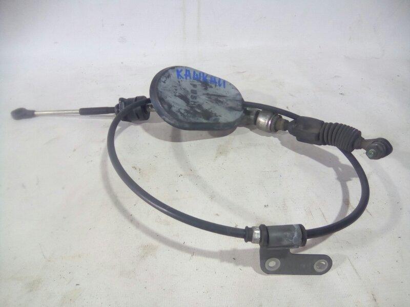 Трос переключения акпп Nissan Dualis J10 MR20DE 2008