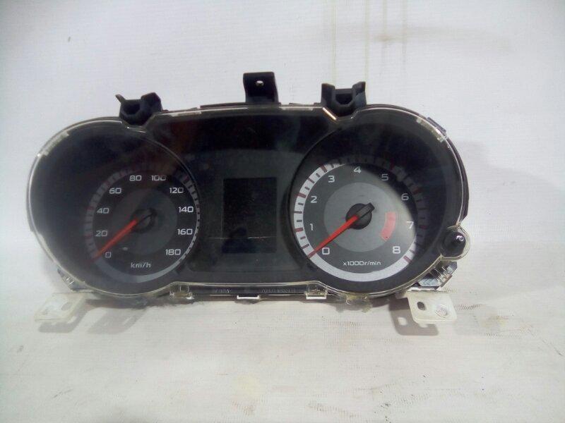 Щиток приборов Mitsubishi Outlander CW4W 4B12 2008