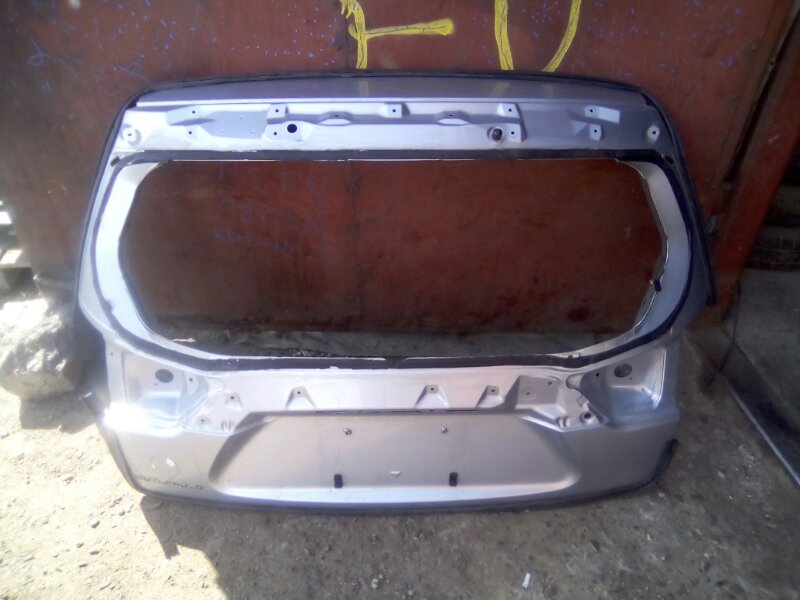 Дверь-5 Mitsubishi Outlander CW4W 4B12 2008