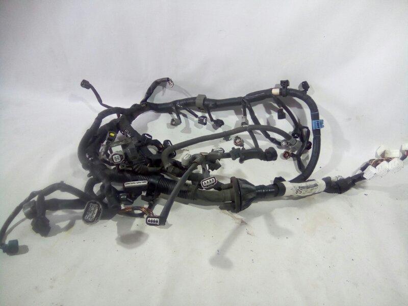 Проводка двигателя Toyota Avensis AZT255 1AZFSE