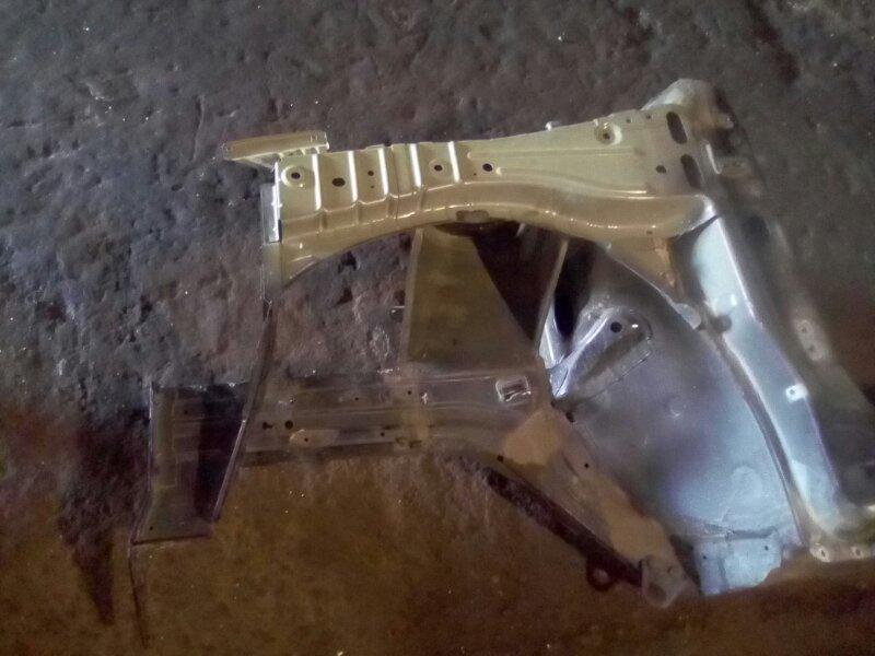 Лонжерон Nissan Dualis J10 MR20DE 2008 левый