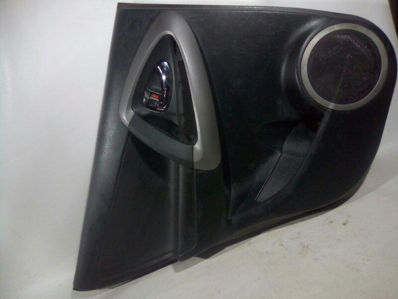 Обшивка двери Toyota Rav4 ACA30 1AZFSE задняя левая