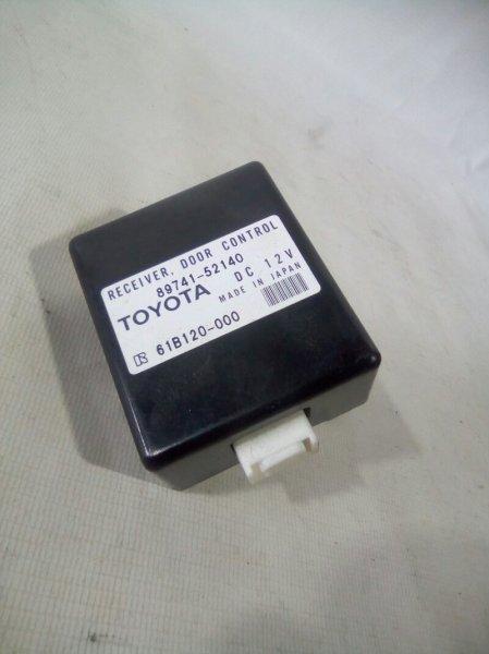 Блок электронный Toyota Ist NCP60 1NZFE