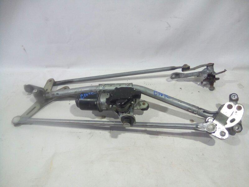 Мотор дворников Honda Civic FD1 R18A