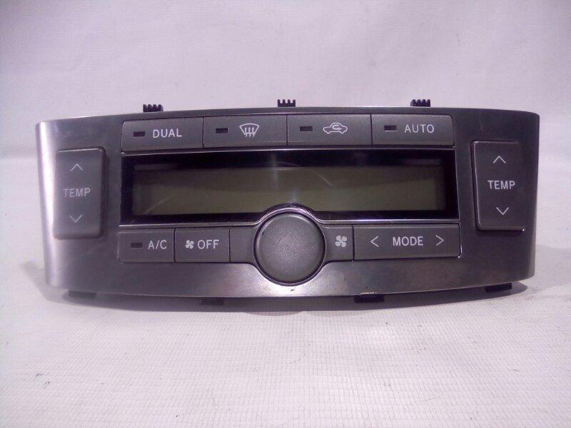 Блок управления климат-контролем Toyota Avensis ADT251 1AZFSE