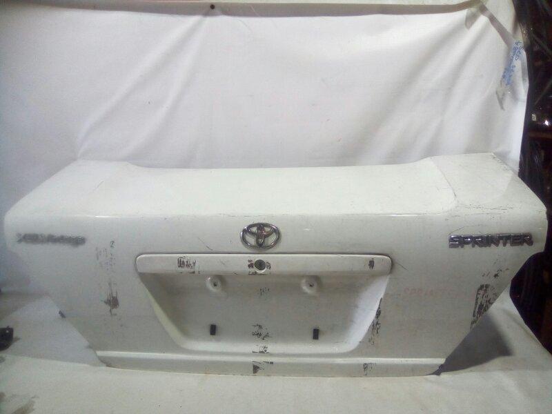 Крышка багажника Toyota Sprinter AE110 1997