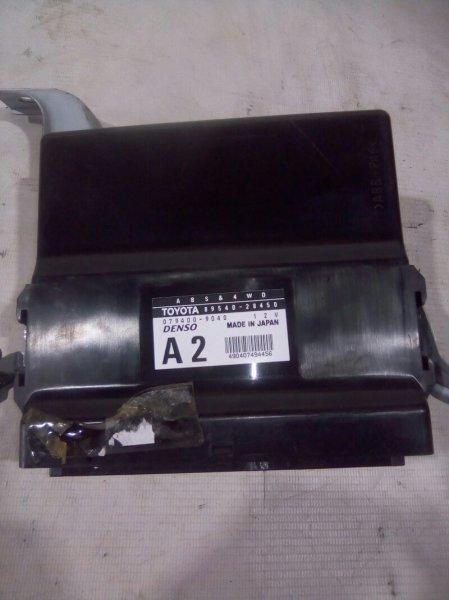 Блок управления abs Toyota Estima MCR40 1MZFE 2003