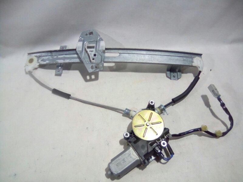 Стеклоподъемник Honda Inspire UA4 J25A 2001 передний левый
