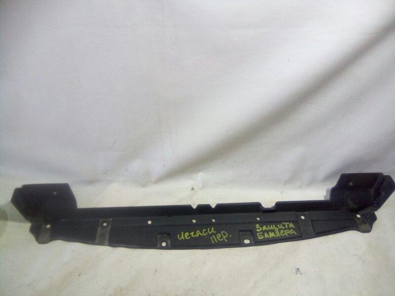 Защита двигателя Subaru Legacy BL5 EJ203 2007 передняя