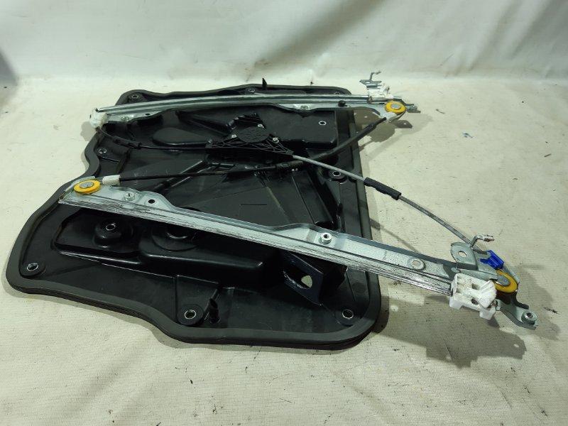 Стеклоподъемник Nissan X-Trail NT31 MR20DE передний левый