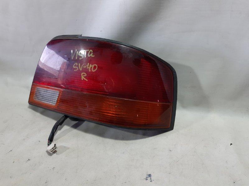 Стоп-сигнал Toyota Vista SV40 задний правый