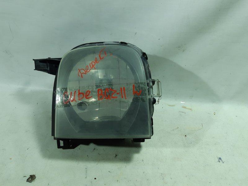 Фара Nissan Cube BZ11 левая