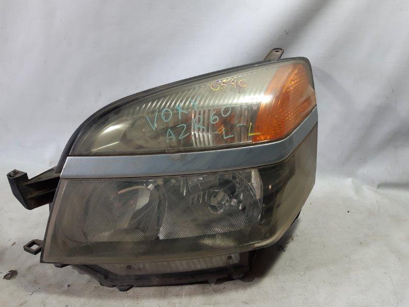 Фара Toyota Voxy AZR65 1AZFSE левая