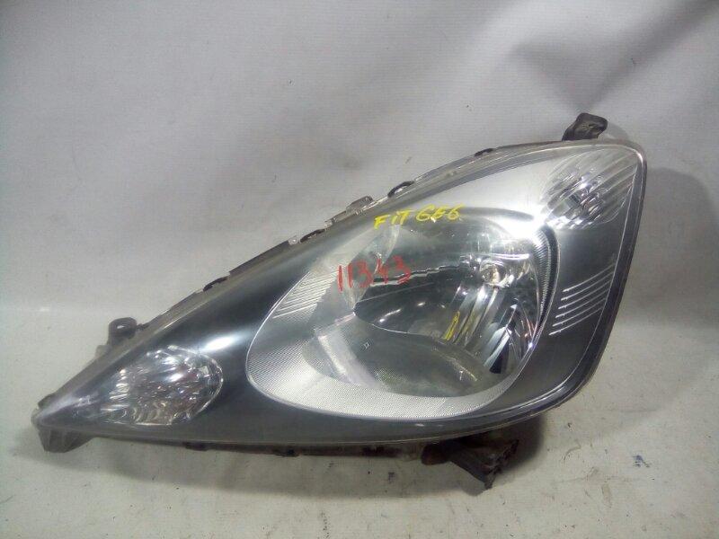 Фара Honda Fit GE6 L13A левая