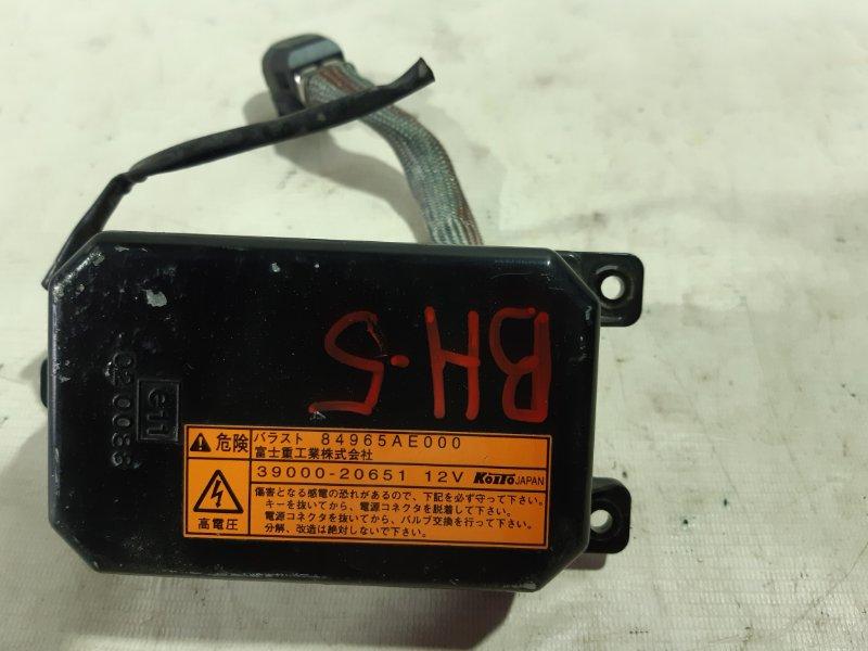 Блок ксенона Subaru Legacy BE5