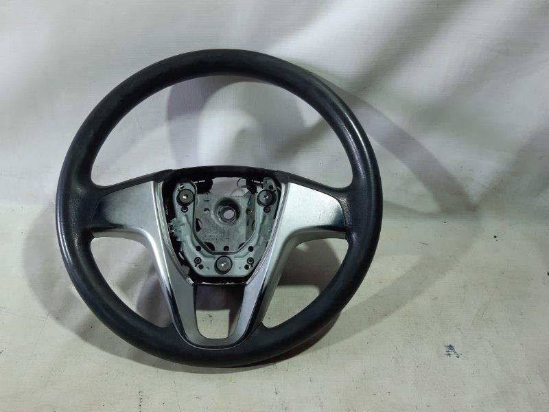 Руль Hyundai Solaris RB G4FA