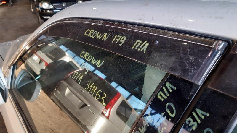 Ветровик Toyota Crown GS171 1GFE 2000 передний левый