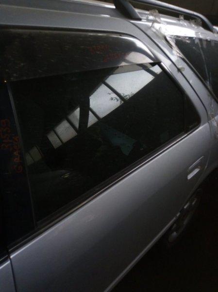 Стекло двери Toyota Camry Gracia MCV20 2MZFE 1999 заднее левое
