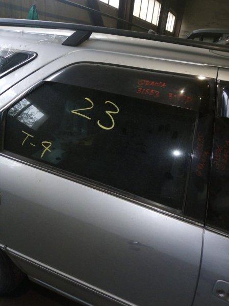 Стекло двери Toyota Camry Gracia MCV20 2MZFE 1999 заднее правое