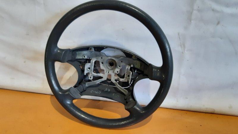 Руль Toyota Allex CE121 1NZFE 2000
