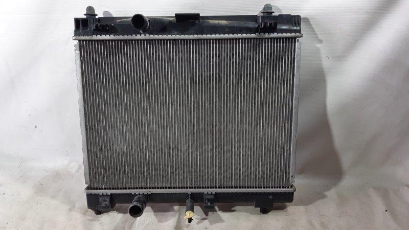 Радиатор Toyota Vitz KSP90 1KRFE 2008