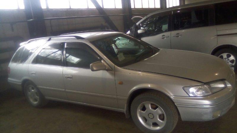 Накладка на порог Toyota Camry Gracia SXV25 5SFE 1999 задняя правая