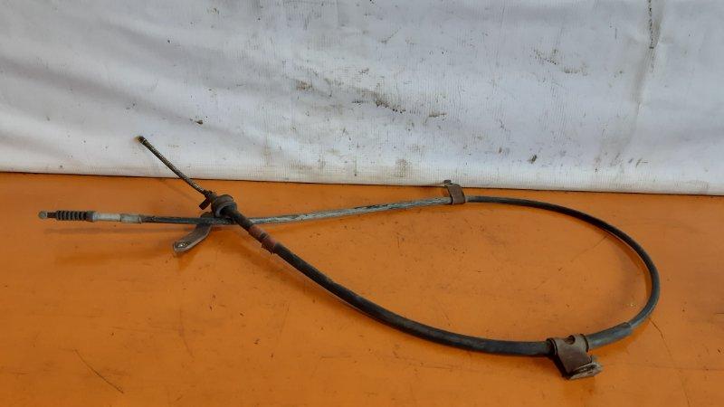 Тросик ручника Toyota Allex NZE121N 1ZZFE 2002 правый