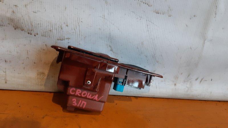 Кнопка стеклоподъемника Toyota Crown GS171 1GFE 2000 задняя правая