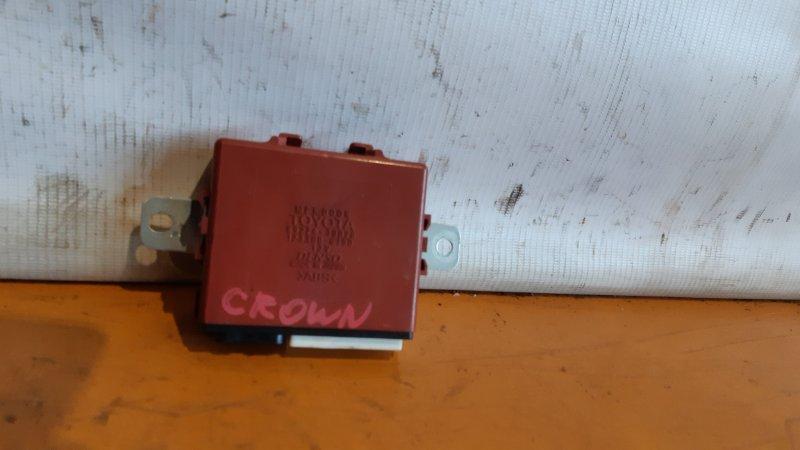 Блок электронный Toyota Crown GS171 1GFE 2000
