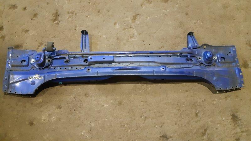 Панель кузова Toyota Corolla Spacio CE121 1NZFE 2002 задний