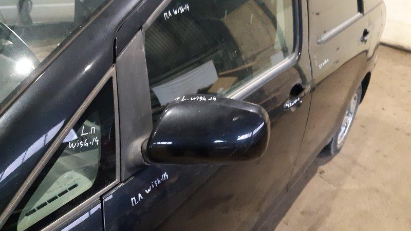 Зеркало Toyota Wish ANE10 1AZFE 2005 переднее левое