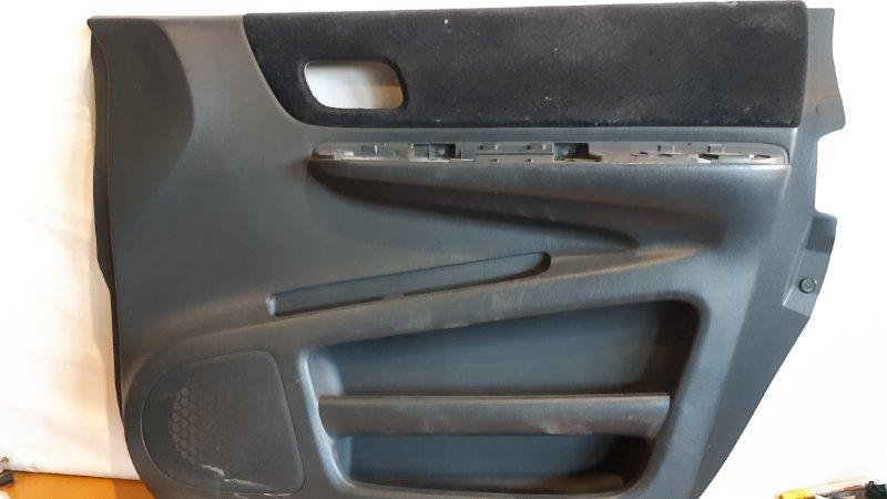 Обшивка двери Honda Stepwgn RF3 K20A 2003 передняя правая