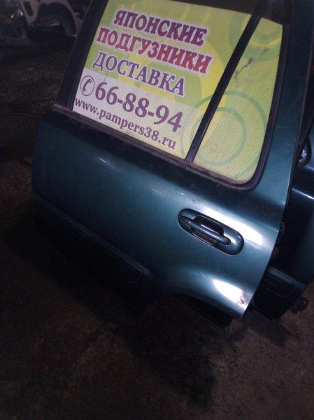Дверь боковая Honda Crv RD1 B20B задняя левая