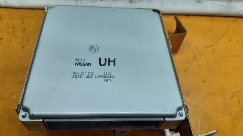Блок управления двс Nissan X-Trail NT30 QR20DE 2002