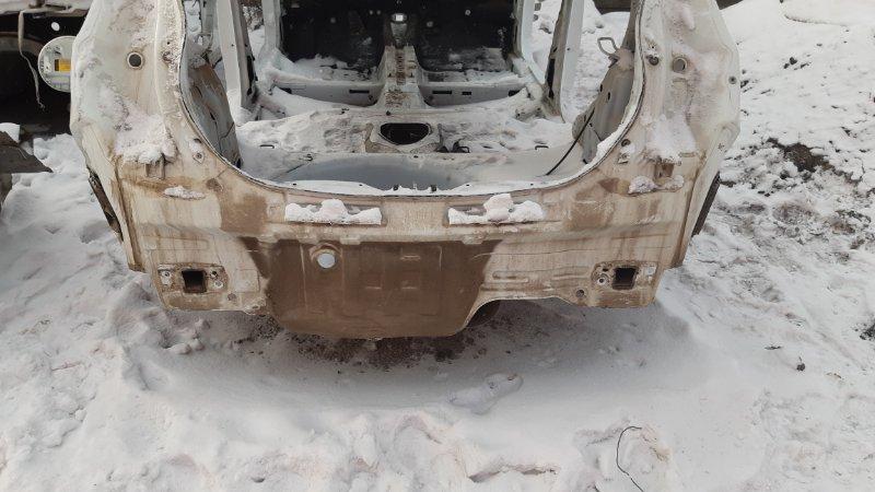 Панель кузова Hyundai Solaris QB G4FA 2013 задний