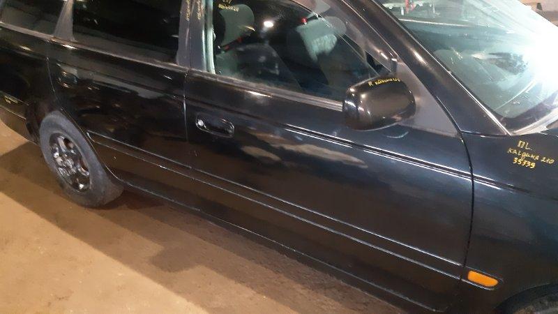 Дверь боковая Toyota Caldina AT211 3SFE 1998 передняя правая