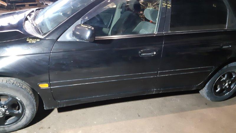 Дверь боковая Toyota Caldina AT211 3SFE 1998 передняя левая