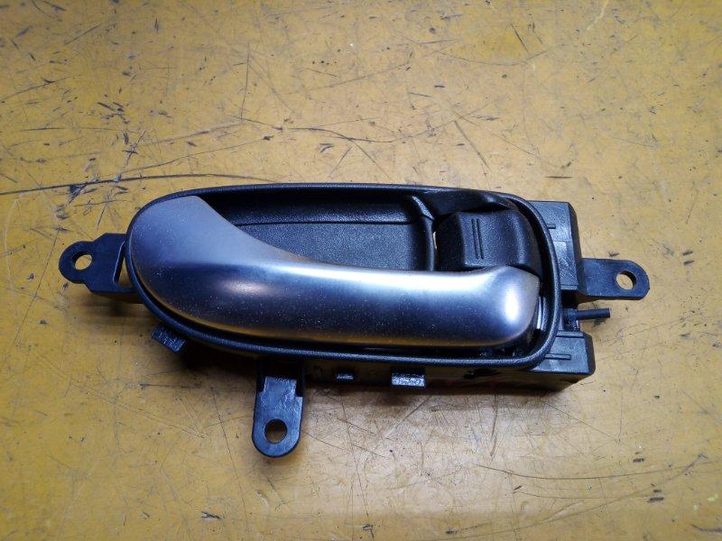 Ручка двери Nissan Teana J32 VQ25DE 2008 передняя правая