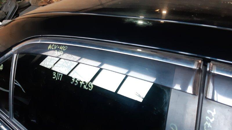 Ветровик Toyota Camry ACV45 2ARFE 2008 задний правый