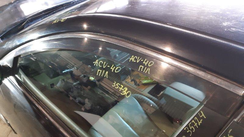 Ветровик Toyota Camry ACV45 2ARFE 2008 передний левый