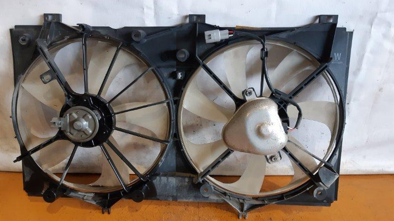 Диффузор радиатора Toyota Camry ACV45 2ARFE 2008