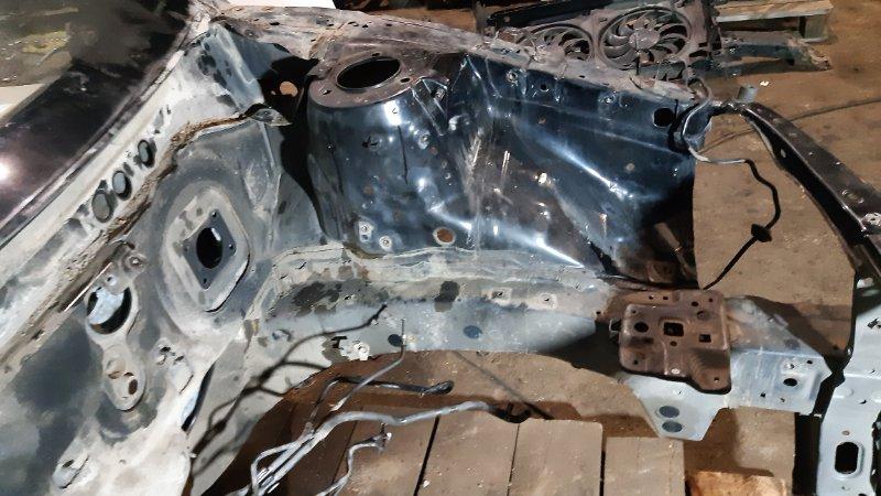 Лонжерон Toyota Camry ACV45 2ARFE 2008 левый