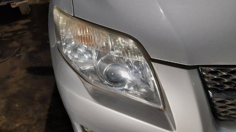Фара Toyota Corolla Fielder NZE141 1NZFE 2008 передняя правая