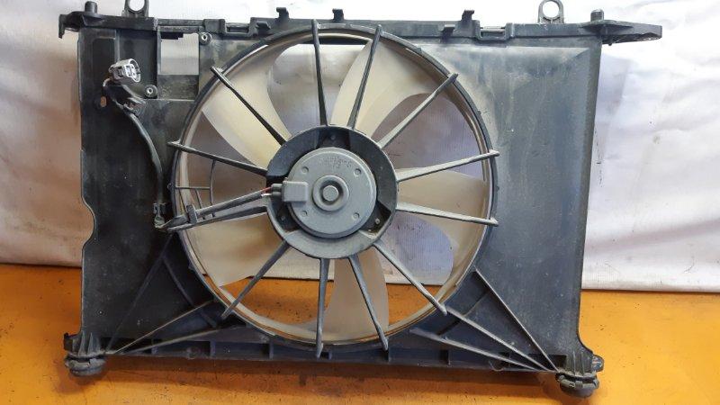Диффузор радиатора Toyota Corolla Fielder NZE141 1NZFE 2008